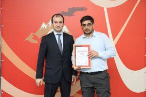 #Сотрудников МФЦ наградили грамотами за работу в период пандемии5