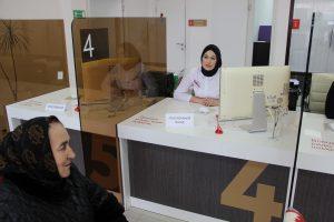 #В МФЦ по Буйнакскому району прошел выездной прием граждан7