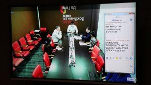 #В МФЦ Дагестана прошел обучающий семинар с участием консультанта отдела лицензирования  Министерства здравоохранения РД Мусы Абдулаева4