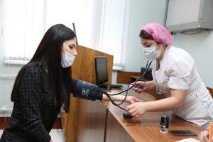 #Сотрудники МФЦ Дагестана прошли вакцинацию1