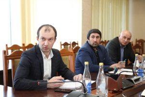 #Состоялось первое в этом году заседании Наблюдательного совета МФЦ Республики Дагестан.4
