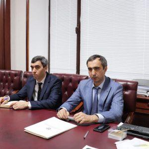 #Подписано соглашение между ГАУ РД «МФЦ в РД» и Министерством по земельным и имущественным отношениям РД.5