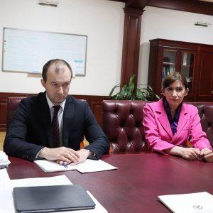 #Подписано соглашение между ГАУ РД «МФЦ в РД» и Министерством по земельным и имущественным отношениям РД.8