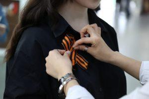 #В МФЦ Дагестана стартовала акция «ГЕОРГИЕВСКАЯ ЛЕНТОЧКА»9