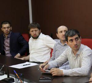 #Реализацию проекта «100 школ» обсудили на ВКС совещание в Республиканском МФЦ.2