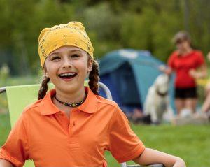 #В МФЦ начался прием заявок на получение путевок в детские лагеря на вторую смену.2