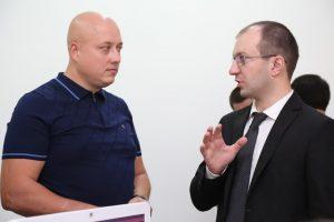 #Директор МФЦ Саратовской области изучил опыт внедрения принципов «бережливого производства»в дагестанских центрах госуслуг.3