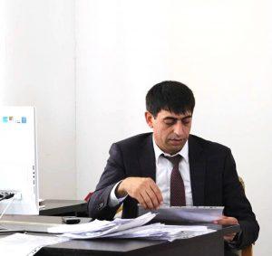 #Заместитель руководителя Республиканского МФЦ Амир Мужаидов с рабочей поездкой посетил центры «Мои Документы» по Дахадаевскому и Кайтагскому районам.8
