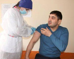 #Сотрудники филиалов МФЦ Дагестана активно участвую в кампании вакцинации, направленной на достижение «коллективного иммунитета» в регионе против распространения коронавирусной инфекции(COVID19).8
