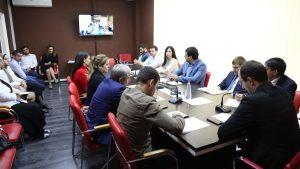 #Вопросы оказания услуги социальный контракт обсудили сегодня в МФЦ Дагестана.1