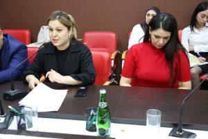 #Вопросы оказания услуги социальный контракт обсудили сегодня в МФЦ Дагестана.2